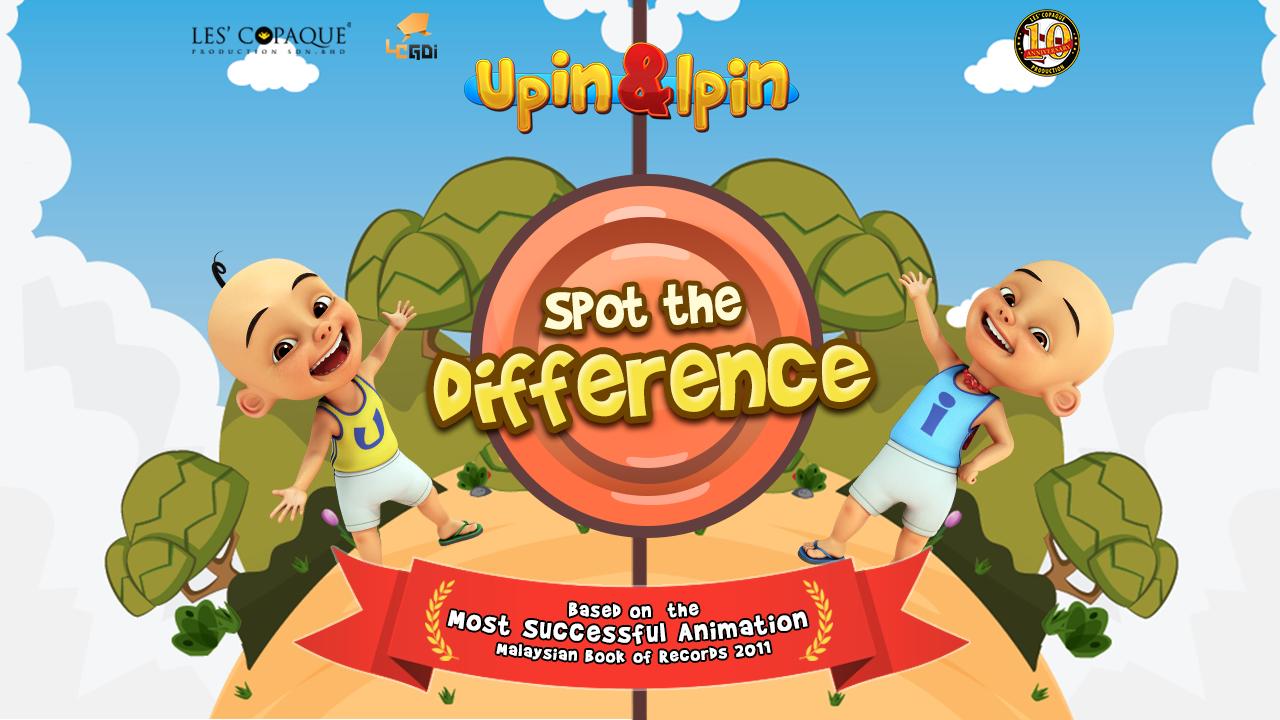 Upin Ipin Spotter Apl Android Di Google Play