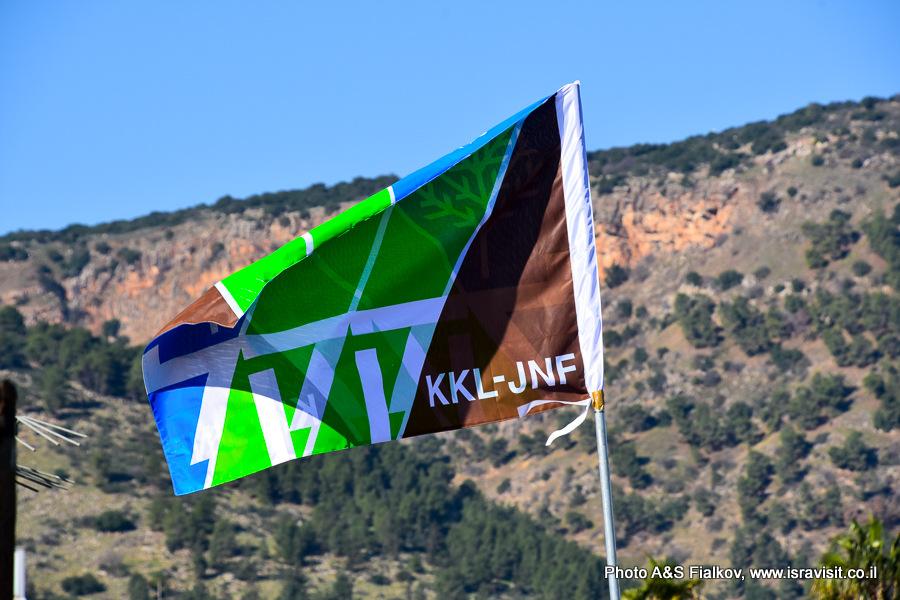Еврейский национальный фонд («Керен Каемет ле-Исраэль»)  - заповедник Хула.