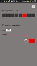 Dumbek Metronome screenshot thumbnail