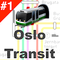Oslo Transport: Offline Ruter NSB departures maps icon
