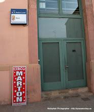 """Photo: CIRCO """"Marton"""" en esta localidad"""