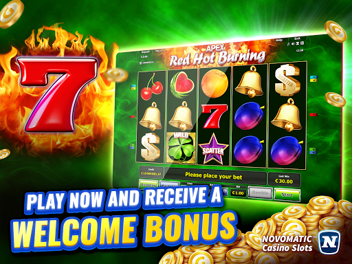 Gaminator Casino Slots - Play Slot Machines 777  screenshots 16