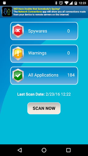 Anti Spy Mobile Free 1.9.10.44 screenshots 1