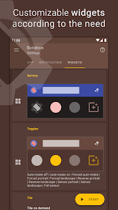 Rotation Pro Apk – Orientation Manager (Premium Unlocked) 6