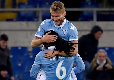 Serie A : la Lazio, avec Lukaku, s'impose à Sassuolo