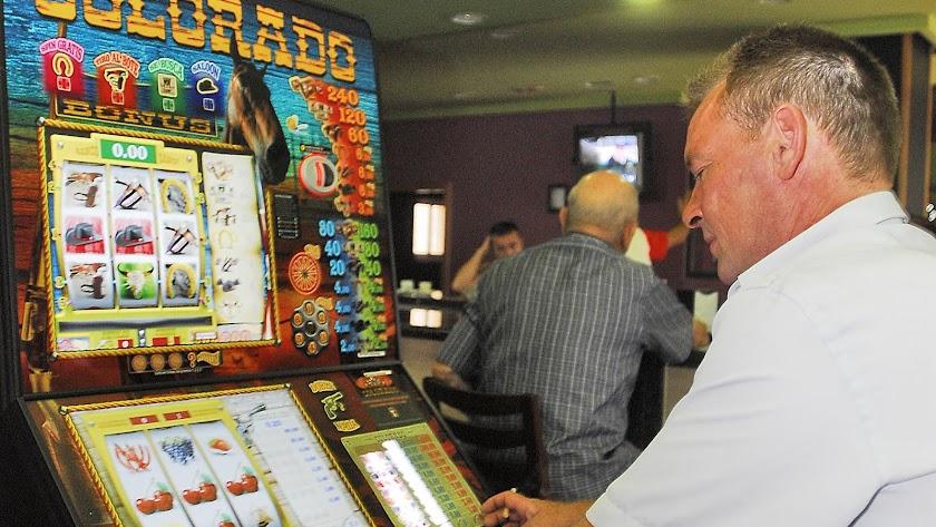 El gasto  en juegos de azar ha experimentado un repunte en la provincia.
