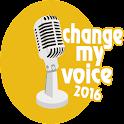 Change My Voice 2016 icon
