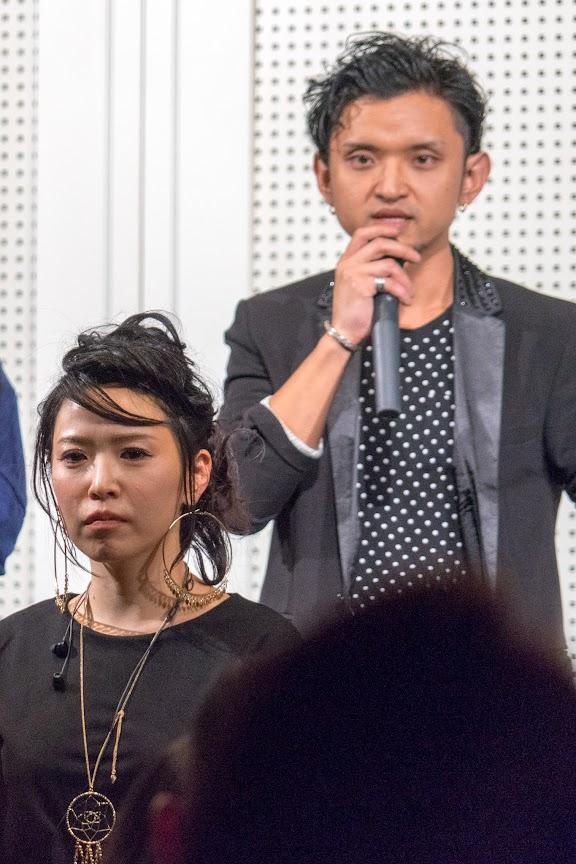 深江さん&笹木さん、ありがとう!