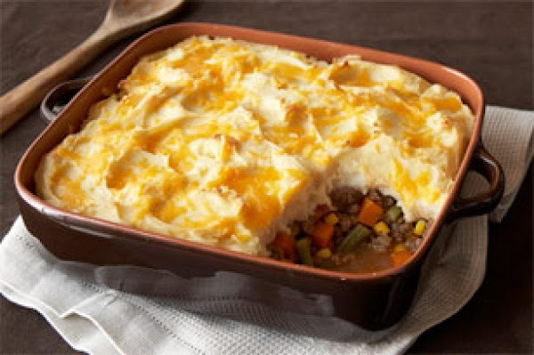 Luscious And Hearty Sheppards Pie Recipe