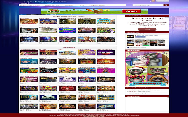 JuegosTragamonedas777.com