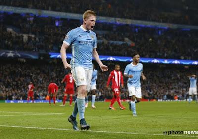 Invité de marque à Manchester City