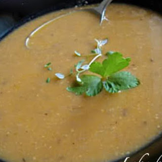 Quick Cream Of Bean Soup