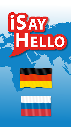 iSayHello German - Russian