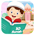 10 Surah for Kids Word By Word apk