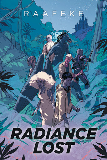 Radiance Lost cover
