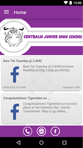 Centralia Junior High School