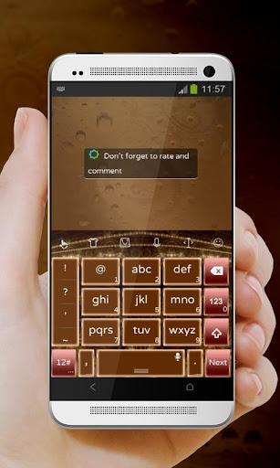 玩個人化App|グローイング金 TouchPal 皮膚Hifu免費|APP試玩