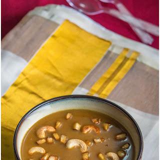 Cherupayar Parippu Payasam / Split Mung Beans Payasam