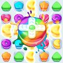 Gummy Land - Match 3 Gummy Drop! icon