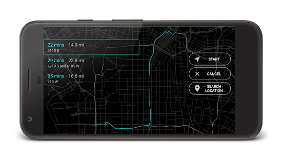Navier HUD Navigation 3- screenshot thumbnail