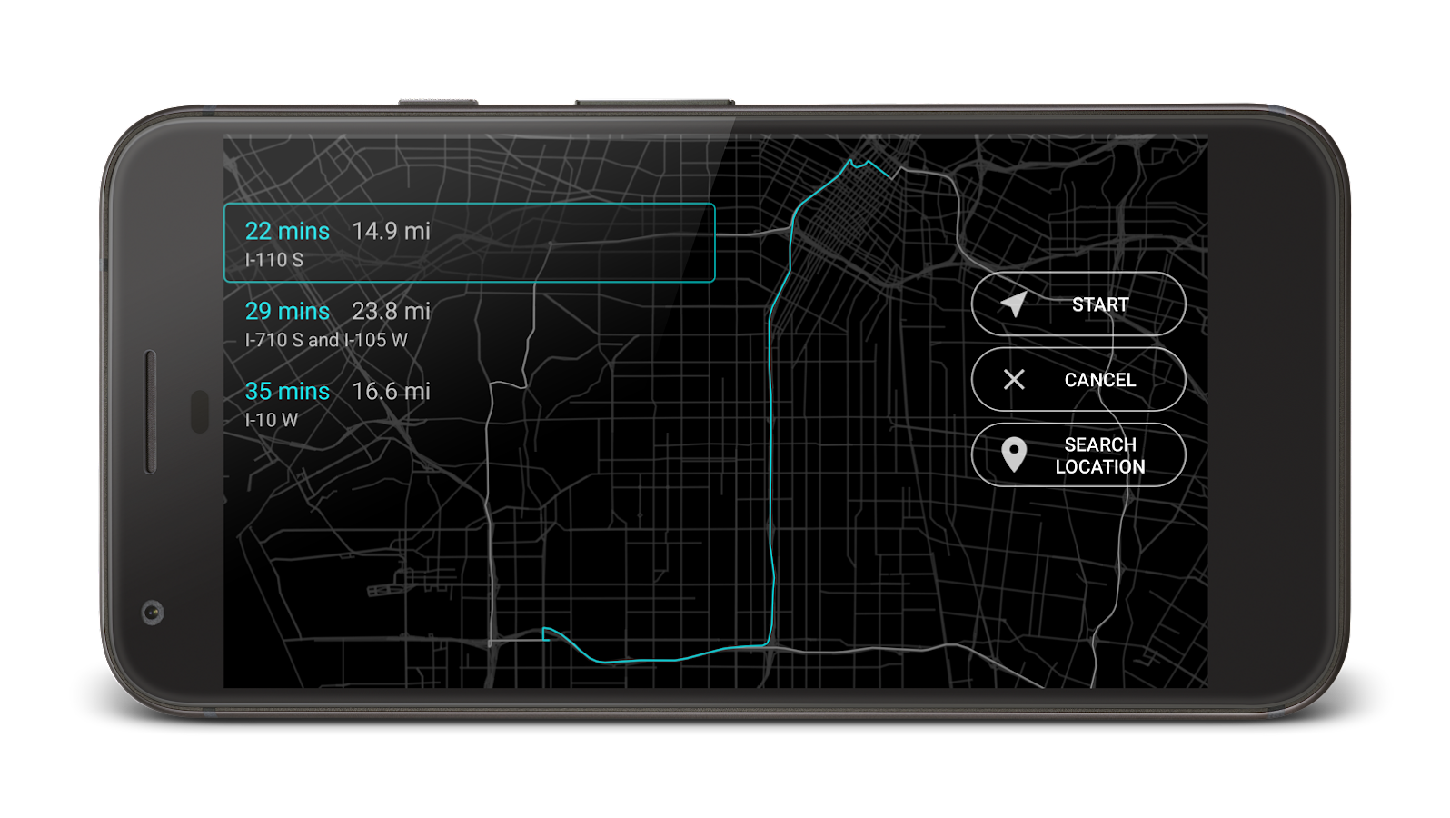 Navier HUD Navigation 3- screenshot