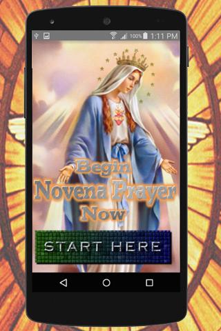 Novena Devotion Prayer 2.0 screenshots 1