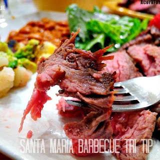 Santa Maria Barbecue Tri Tip