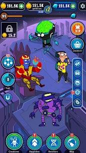Cartoon Evolution : Merge Them All 5