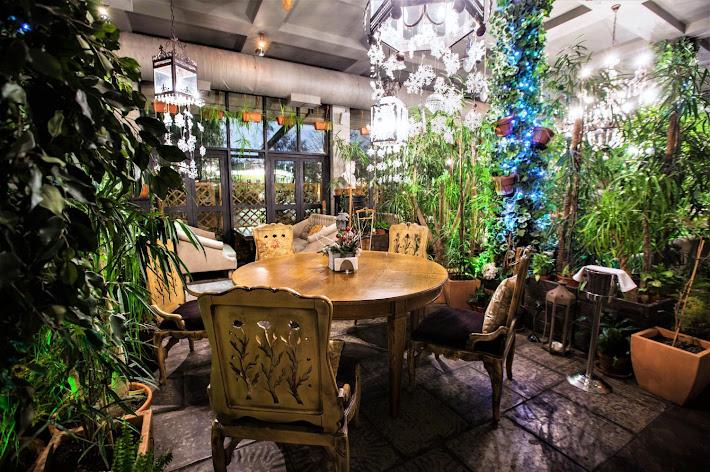 Фото №2 зала Зал «Оранжерея»