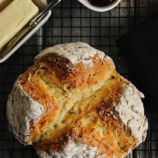 Quick Irish Soda Bread.