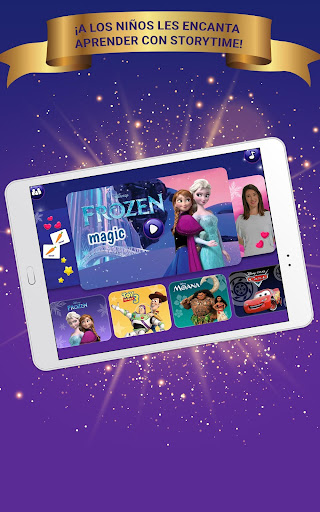 Learn English with Storytime Powered by Disney 1.1.23 screenshots 8