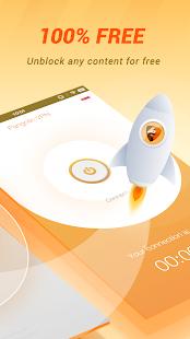 App Free unlimited VPN - Pangolin hotspot proxy master APK for Windows Phone