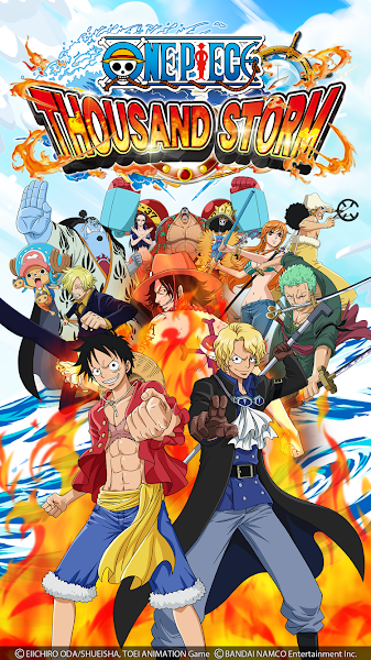 ONE PIECE THOUSAND STORM v10.1.7 [Mod]