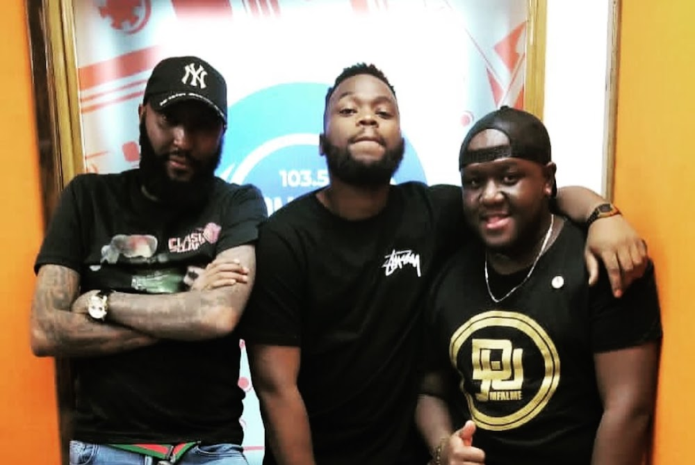 Homeboyz Radio suspends radio presenters after slur against women