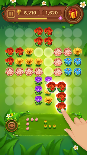Block Puzzle Blossom modavailable screenshots 2