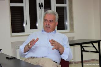Photo: M. Suleiman, directeur du collège des Frères (Beit Hanina)