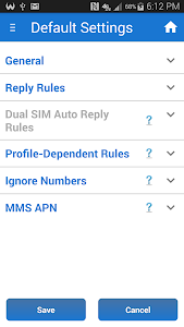 Busy SMS Text Messaging PRO screenshot 3