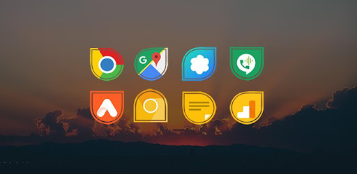 Sailfish Icon Pack app for Android screenshot