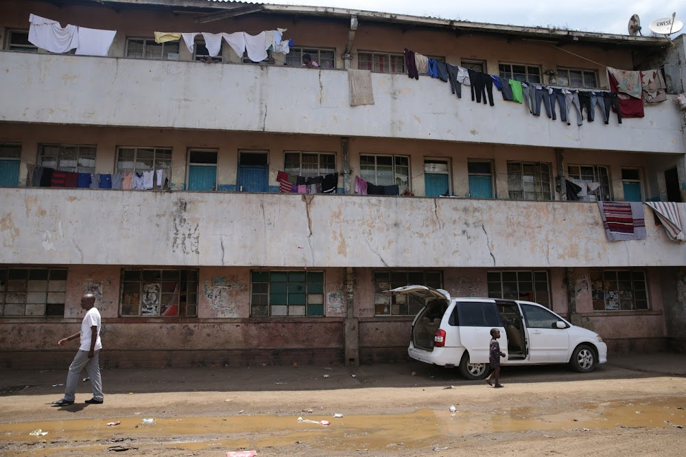 Nearly 60 hostels in Zimbabwe's oldest and poorest township disconnected over unpaid bills