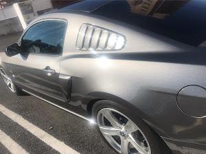 マスタング クーペ  2013y モデル  V8 GTのカスタム事例画像 ケンさんの2018年12月13日10:21の投稿
