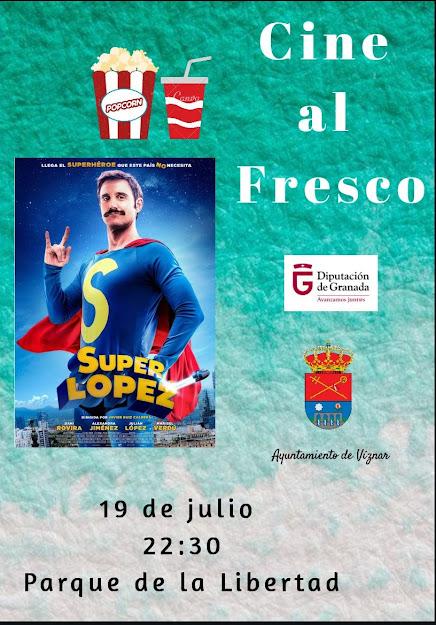 Cine Al Fresco 2019