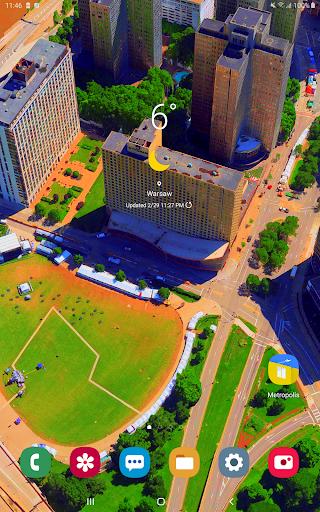 Metropolis 3D City Live Wallpaper [FREE] 🏙️ screenshot 19