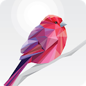 Low Poly Book - coloring book & art game by number icon