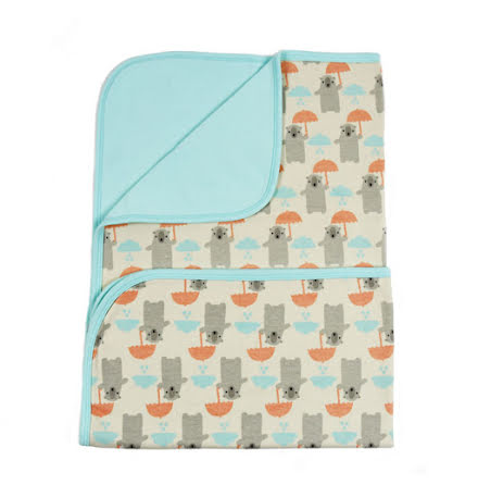 Sture & Lisa Bear blanket