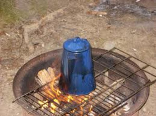 Oldtimers Campsite Coffee Recipe