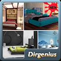 Bedroom Decoration icon