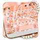 Silky Coral Keyboard Theme APK