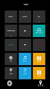 EonSquareApp Phone - EonAutomate - náhled