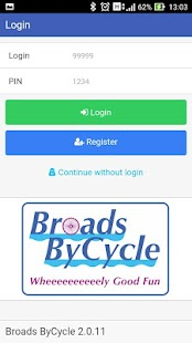 Broads ByCycle Broadlands- screenshot thumbnail