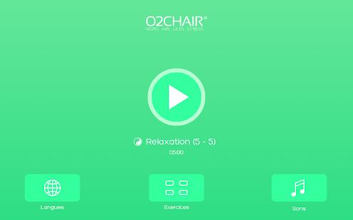 O2CHAIR - náhled
